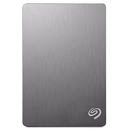 Seagate Backup Plus Slim (STDR4000300) 4TB Portable External Hard Disk Image