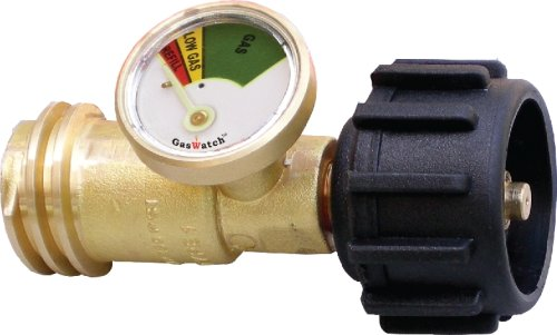 GasWatch TVL212 Propane Level Indicator and Safety Gauge