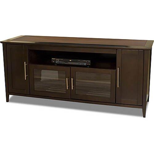 TechCraft SHK6428E 64-Inch Wide Flat Panel TV Credenza - Espresso