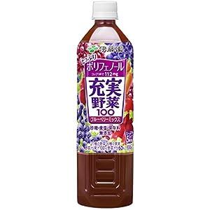 伊藤園 充実野菜 ブルーベリーミックス 930g×12本