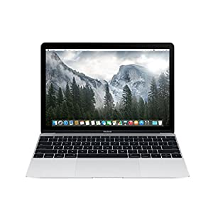 APPLE MacBook (1.2GHzデュアルコア Intel CoreMプロセッサ/12型/8GB/512GB/USB-C/シルバー) MF865J/A