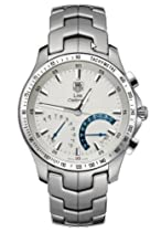 Men's watches special offers - TAG Heuer Men's Link Calibre S Chronograph Watch #CJF7111.BA0587 :  tag heuer mens watch