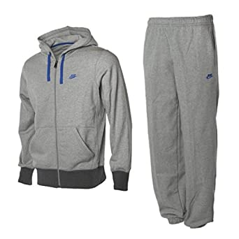 nike herren swoosh jogginganzug trainingsanzug anzug jacke. Black Bedroom Furniture Sets. Home Design Ideas
