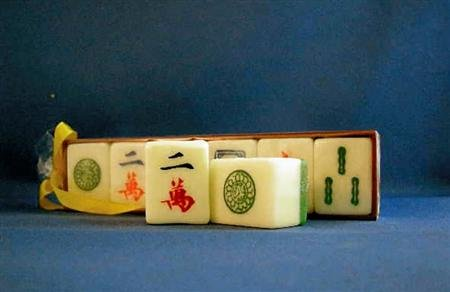 Mah Jongg Soap Set - 6 Soaps