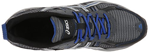 Asics Men S Gel Venture  Running Shoe Silver Gray Royal