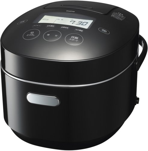 SANYO 圧力IHジャー炊飯器「匠純銅 おどり炊き」 (プレミアムブラック)  ECJ-XP1000(K)