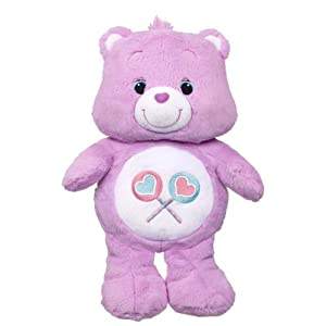 Care Bears Share Bear Toy with DVD from Hasbro