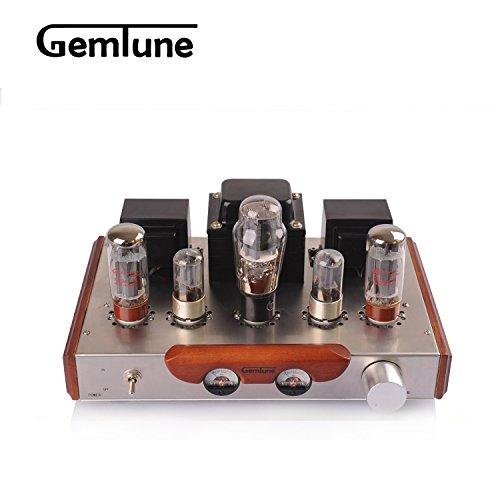 GemTune GS-01 Hi-Fi Tube Amplifier with Tubes: EL34*2 + 6N8P*2 +5Z3P*1
