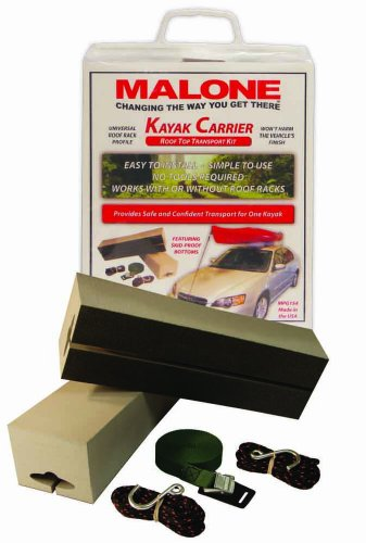Malone Standard Foam Block Universal Car Top