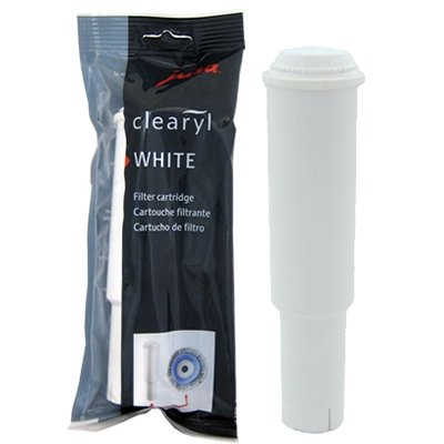 Jura Capresso Clearyl White Water Filters - Pack of 5 (Jura E8 Water Filter compare prices)