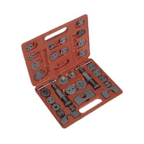 Sealey VS0285 Brake Piston Wind-Back Tool Kit, Set of 30