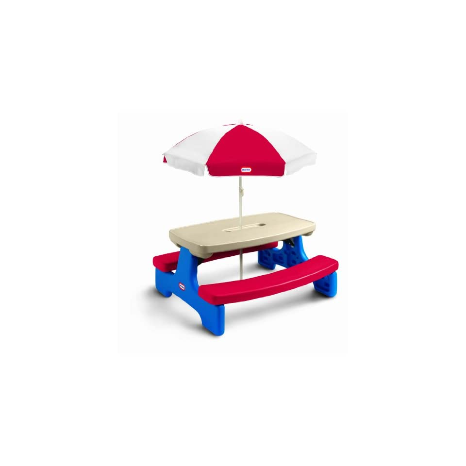 little tikes fold and store picnic table instructions