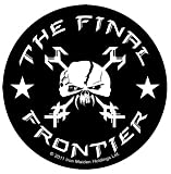 Music Sticker featuring Iron Maiden's Eddie in The Final Frontier