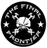 Music Sticker featuring Iron Maiden's Eddie in The Final Frontier