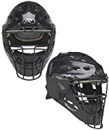 Rawlings CFA2 COOLFLO® Youth Hockey Style Catcher's Helmet (Ages: 5-9 and 9-12)