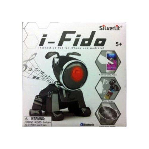 Silverlit Interactive Ifido Pet Dog - Wireless Mp3 Bluetooth Speaker And Toy