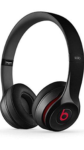 【国内正規品】Beats by Dr.Dre Solo2 密閉型オンイヤーヘッドホン ブラック BT ON SOLO2 BLK