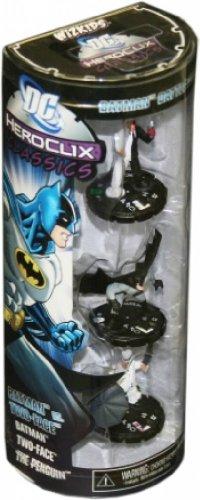 DC HeroClix Classics: Batman vs Two Face Booster Pack - 1