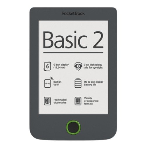 PocketBook Basic 2 (grau) (Pocketbook Display compare prices)