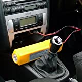 Glove Box Engine Starter with Emergency LED Light, USB Charger & Battery Charge Checker