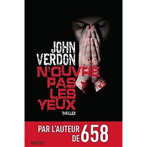 N'OUVRE PAS LES YEUX DE JOHN VERDON