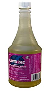 RAPID TAC Application fluid for Vinyl Wraps Decals Stickers 32oz Sprayer by RapidTac