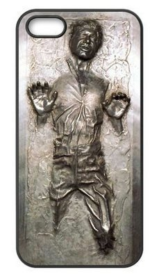 Artsalong Personalized Han Solo Carbonite Frozen Star Wars Nice pragmatic Silicone Hard For Iphone 6 Plus 5.5 Phone Case Cover