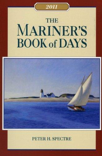 2011 Mariner's Book of Days
