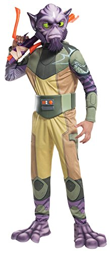 Rubie's Costume Star Wars Rebels Zeb Deluxe Child Costume, Small