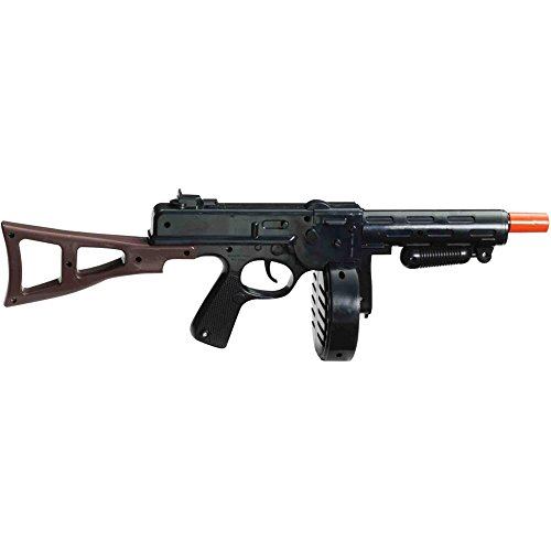 Gangster Tommy Gun - Costume Toy Weapon front-732885