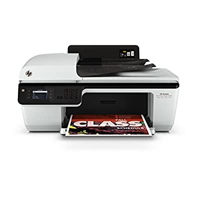 HP Deskjet Ink Advantage 2645 All-in-One Printer (White)