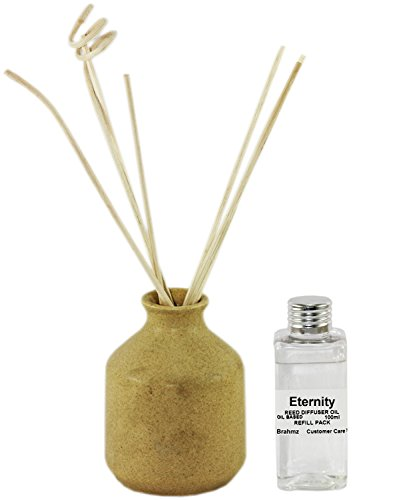 Brahmz Reed Diffuser Set - Eternity RDFR-1