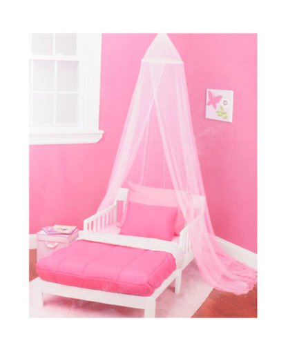 Delta SOS Decorative Canopy - Pink