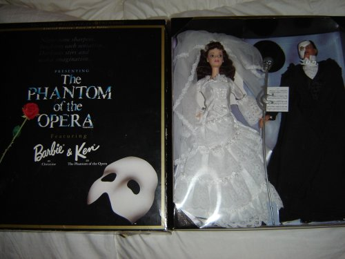 Buy Barbie and Ken Phantom of the Opera Fao Schwartz Limited Collectibla Edition