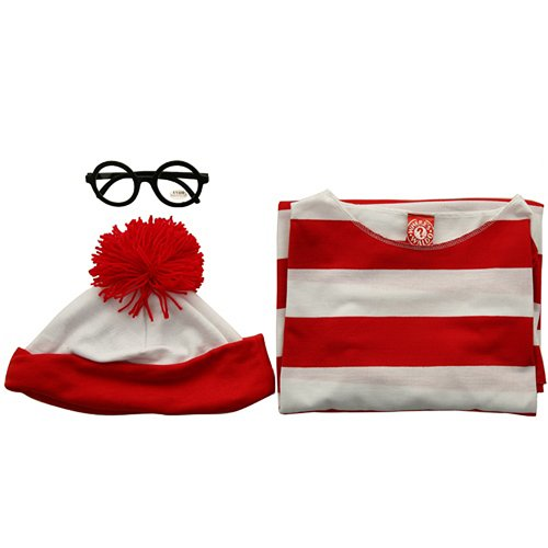 Waldo Costume Hat - Waldo Kit