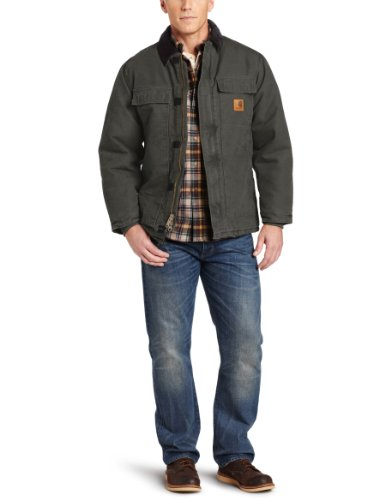 carhartt-c26-sandstone-traditional-jacket-xl-moss
