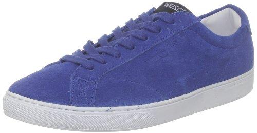 WESC - Sneaker Clopton, Uomo, Blu (Bleu (66F True Blue)), 41