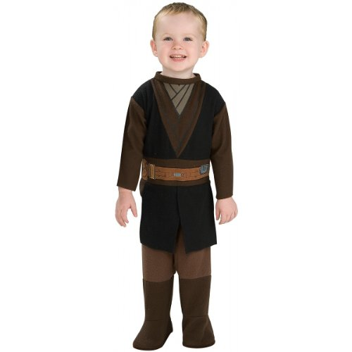 Anakin Skywalker Costume - Infant front-1067935