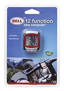 Bell DASHBOARD 100 12 Function Cyclocomputer