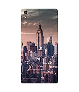 New York City (2) Huawei Ascend P7 Case