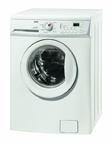 Zanussi ZKG7145 Freestanding Washer Dryer in White - 6kg / 4kg capacity, 21 programmes, 1400 RPM