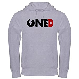 Power One Direction Hooded Sweatshirt By Cafepress