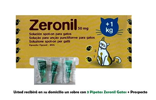 3-pipetas-gatos-1-kg-zeronil-50mg-pipeta-anti-pulgas-spot-on-pipette-garrapatas