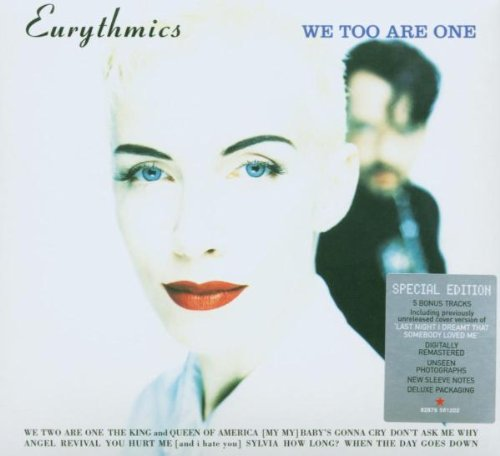 Eurythmics - We Too Are One (Remastered & Expanded) - Zortam Music
