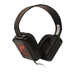 Live Tech HEADPHONE MIC BLACK 13