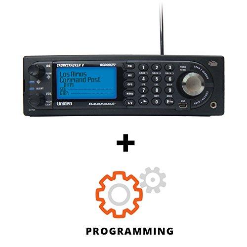 Uniden-BCD996P2-BaseMobile-PROGRAMMED-Phase-II-Digital-Scanner