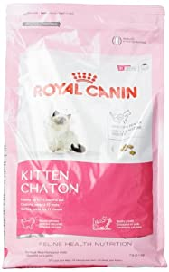 Royal Canin Kitten Dry Cat Food, 7-Pound Bag