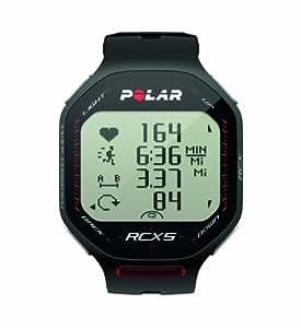 Polar RCX5 SD Heart Rate Monitor (Black)