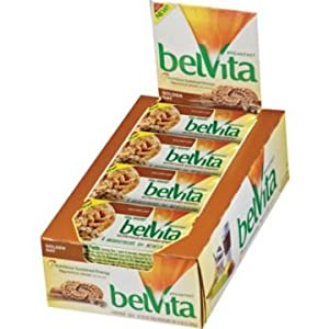 belVita Golden Oat Breakfast Biscuits 8 Pack