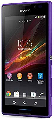 Sony Xperia C (Purple)